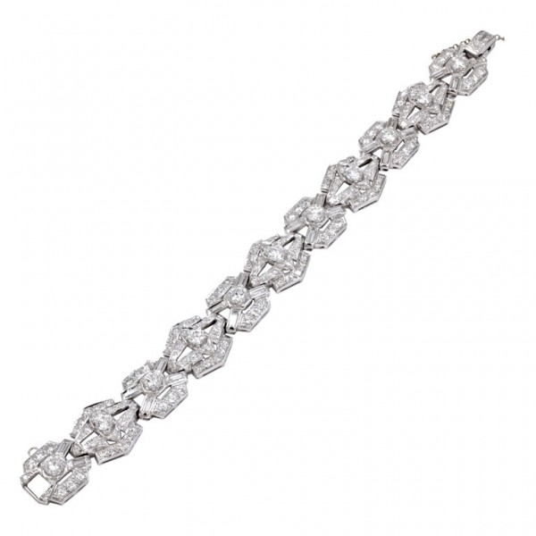 Diamond-White-Gold-Bracelet-1