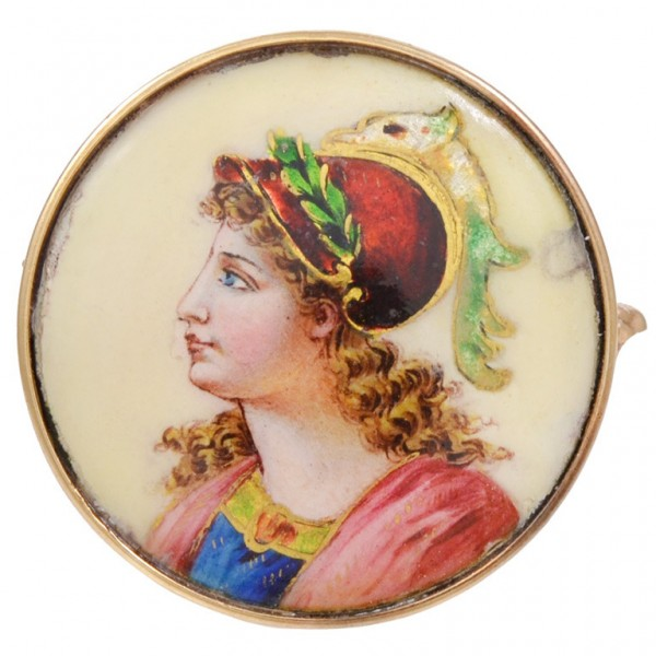 Victorian-Enamel-and-Gold-Brooch-and-Pendant-1