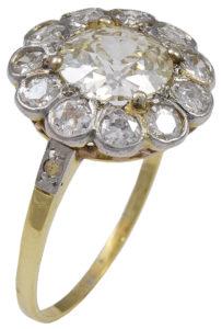 Vintage Engagement Ring DC
