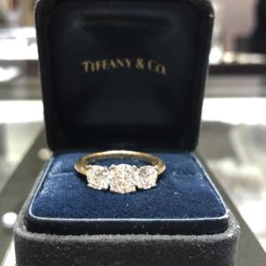 Washington, DC Engagement Ring