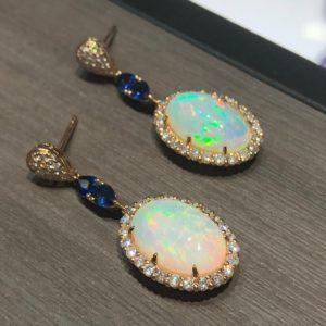 Vintage Opal Jewelry
