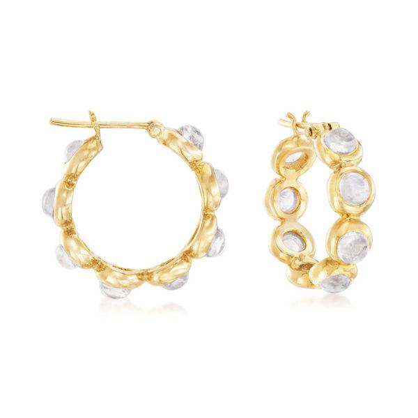 moonstone-hoop-earring-18k