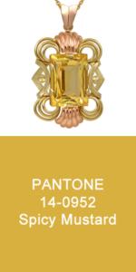 Retro-Design-10.70-Carat-Citrine-Yellow-and-Rose-Gold-Pendant-1.fw