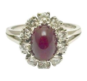 Estate Ring - Estate Engagement Ring