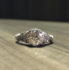 Engagement Ring DC