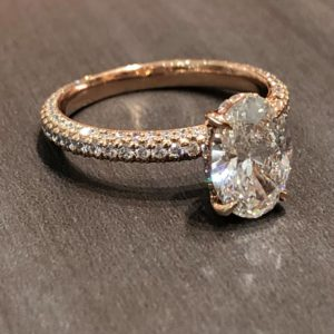 DC Engagement Rings