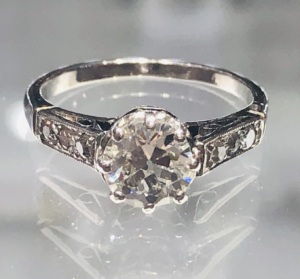 Engagement Ring in DC
