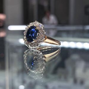 DC Custom Engagement Ring
