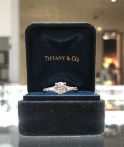 Engagement ring in Washington, DC